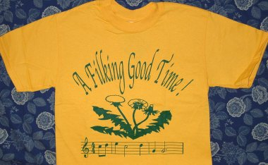 Filking good time shirt